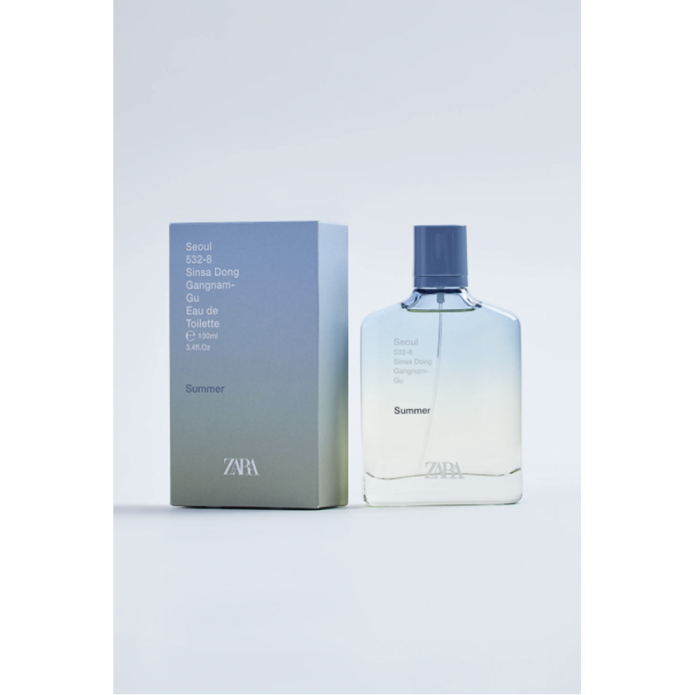 Zara Man Seoul Summer 100 Ml