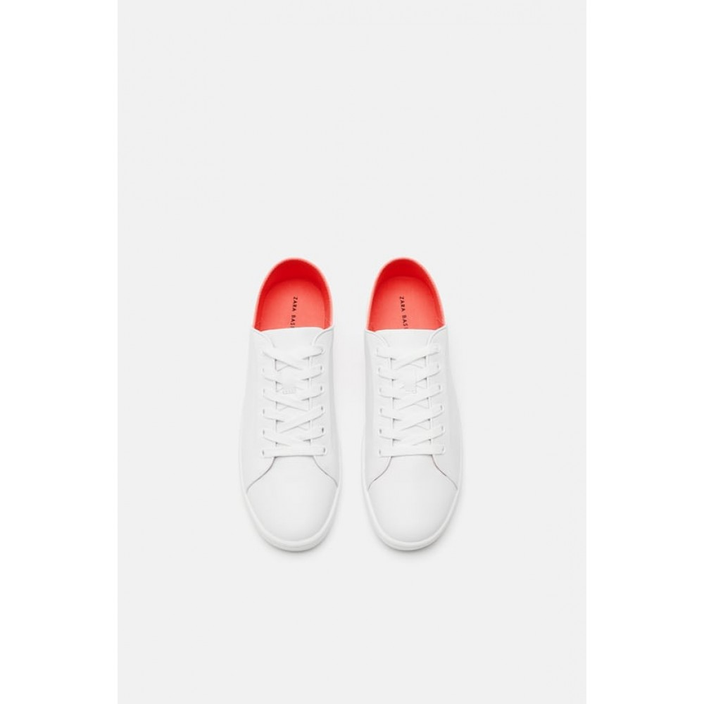 Zara Two-Tone Sneakers