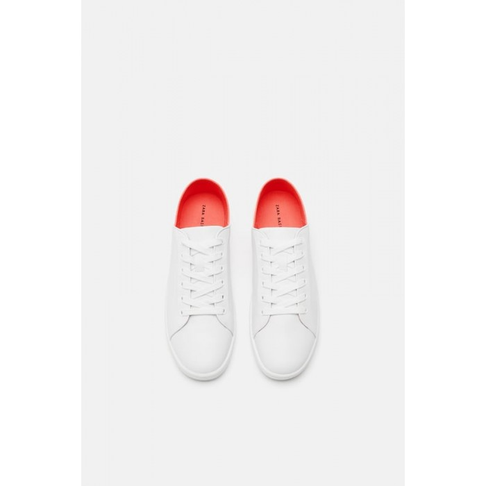 Zara Two-Tone Sneakers