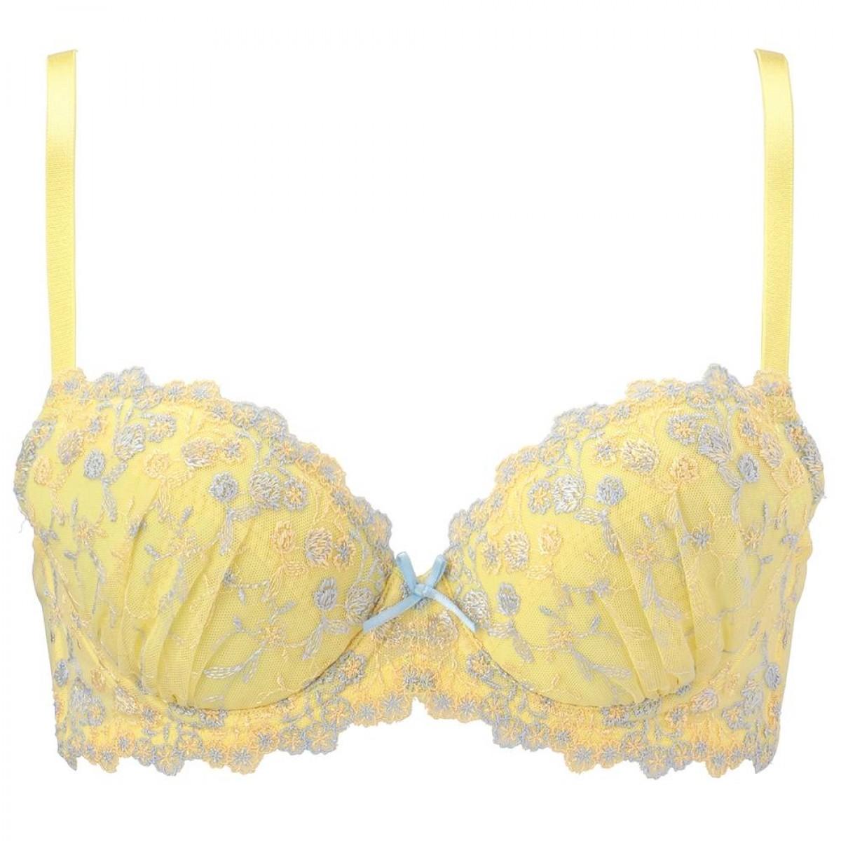 Triumph Amostyle Floral set (Yellow)