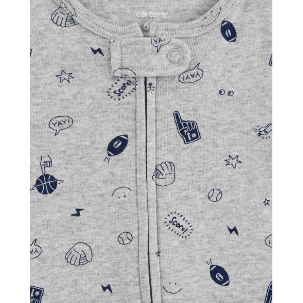 Carter's 2-Pack Zip-Up Cotton Sleep & Play