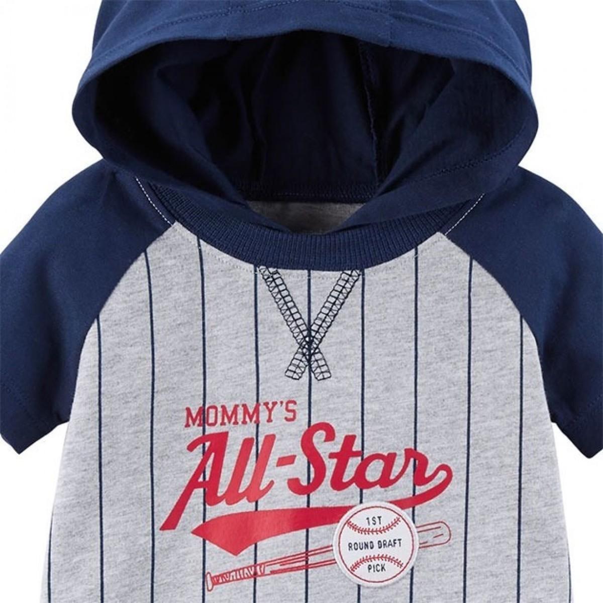 Carter's Baseball Romper