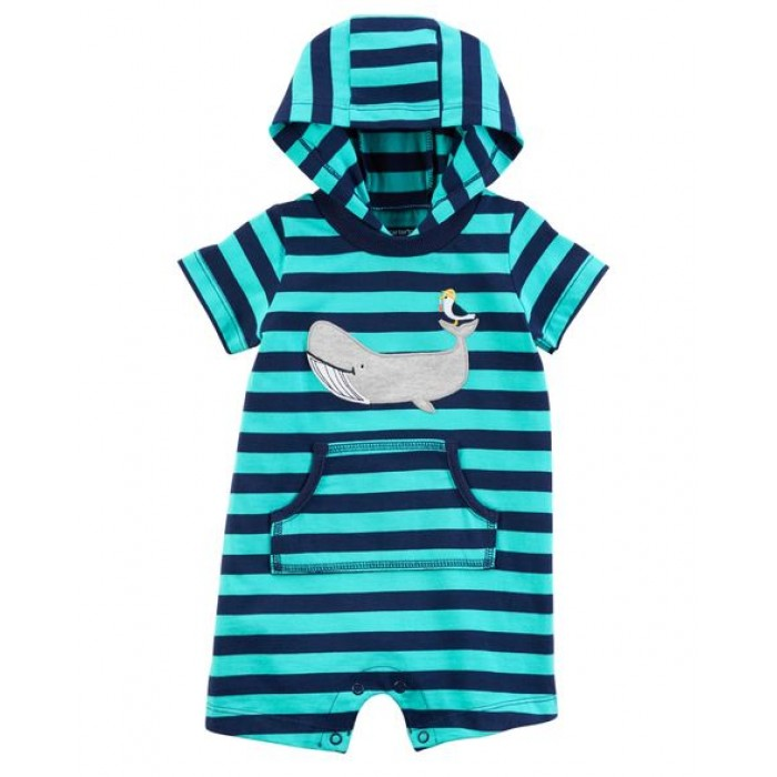 Carter's Whale Romper