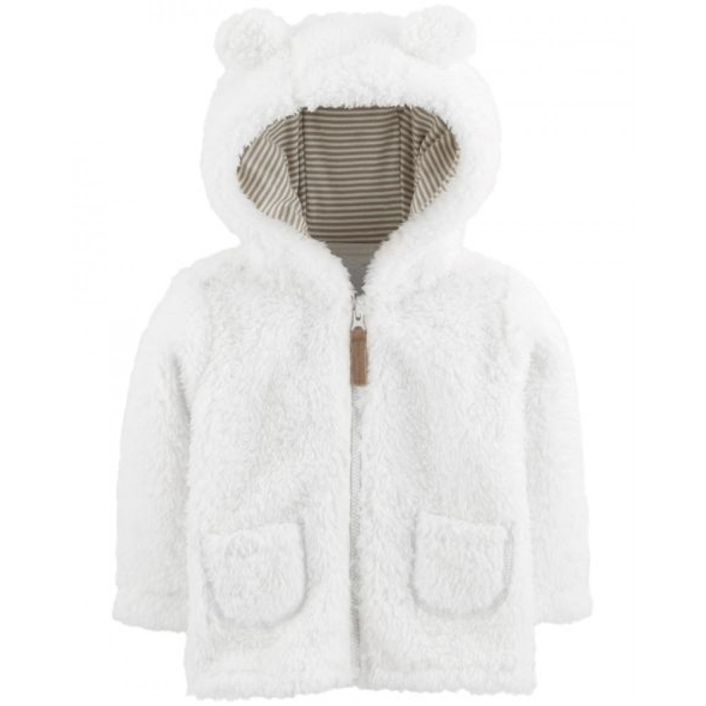 Carter's Zip-Up Sherpa Jacket