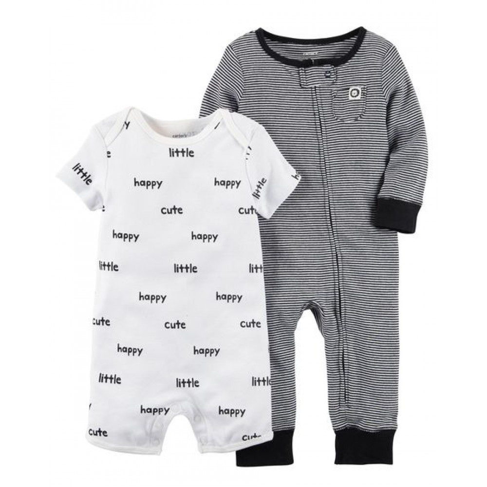 Carter's 2-Piece Jumpsuit & Romper Set