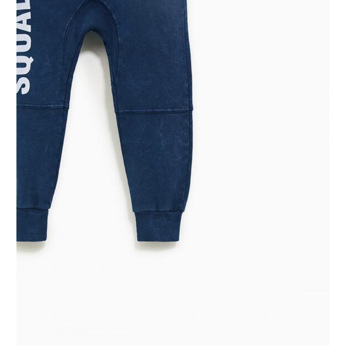Zara Plush Jersey Jogging Trousers