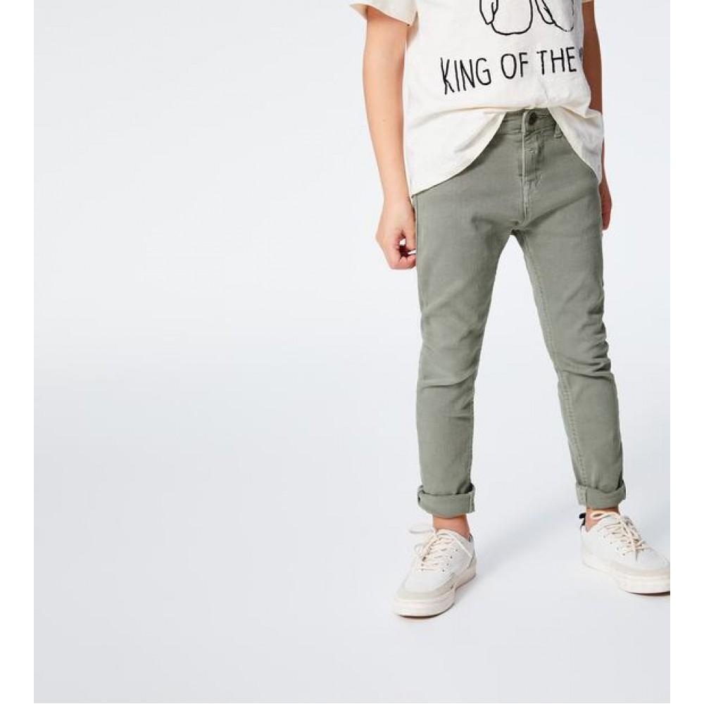Zara Twill Skinny Jeans