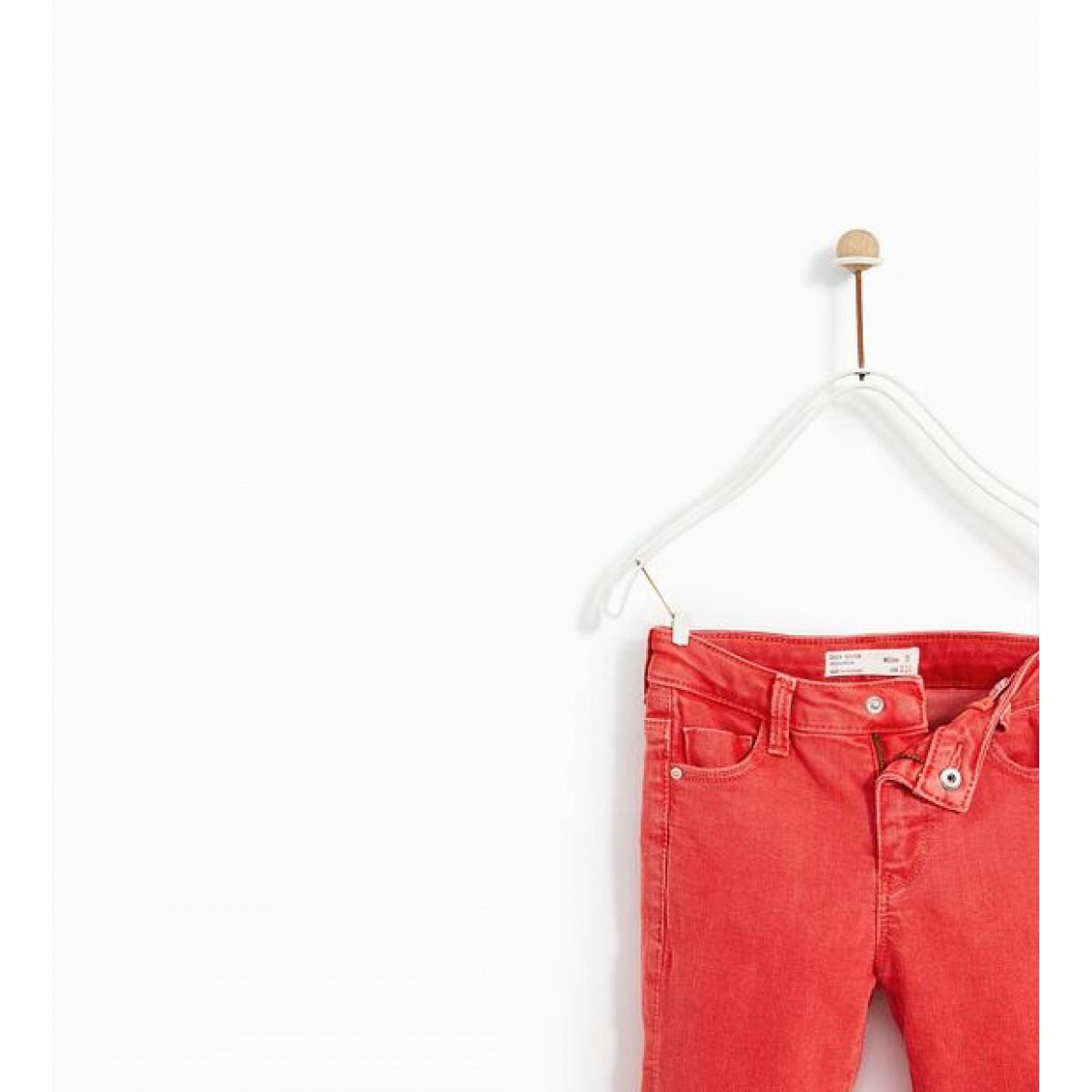 Zara Twill Trousers
