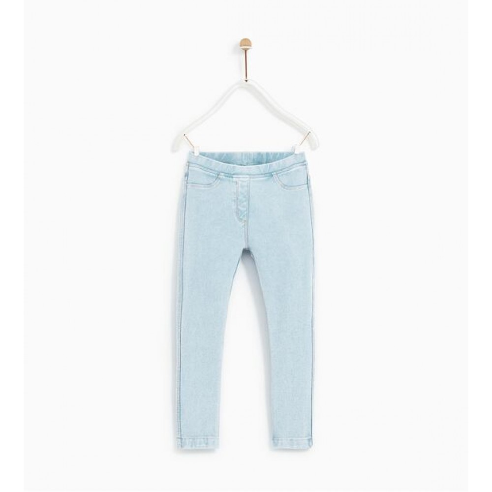 Zara Basic Jeggings