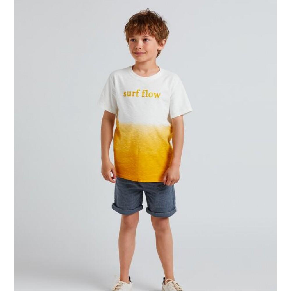 Zara Dip Dye T-Shirt