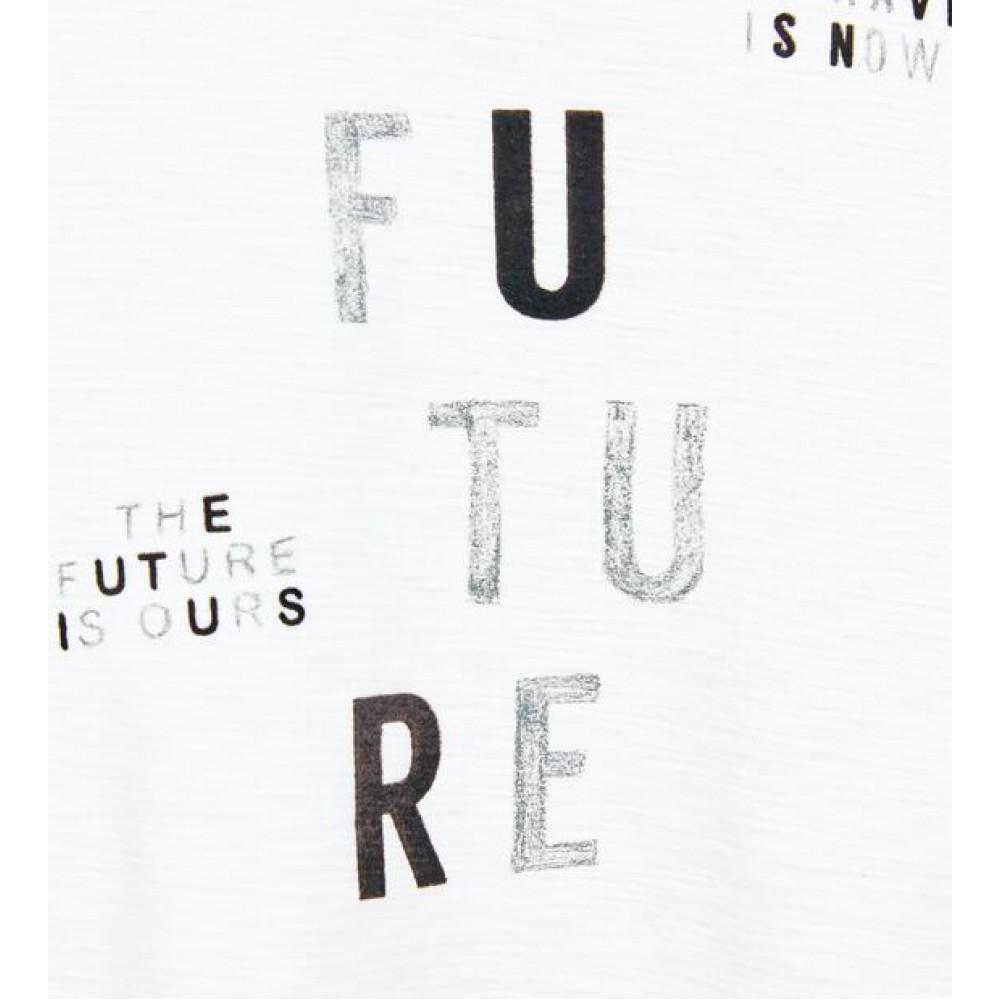 Zara Future' Slogan T-Shirt