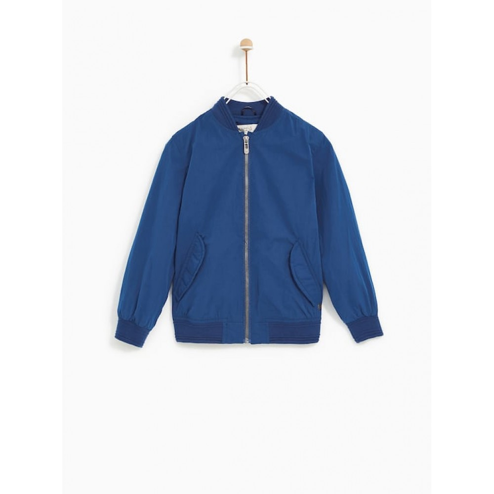 Zara Basic Bomber Jacket