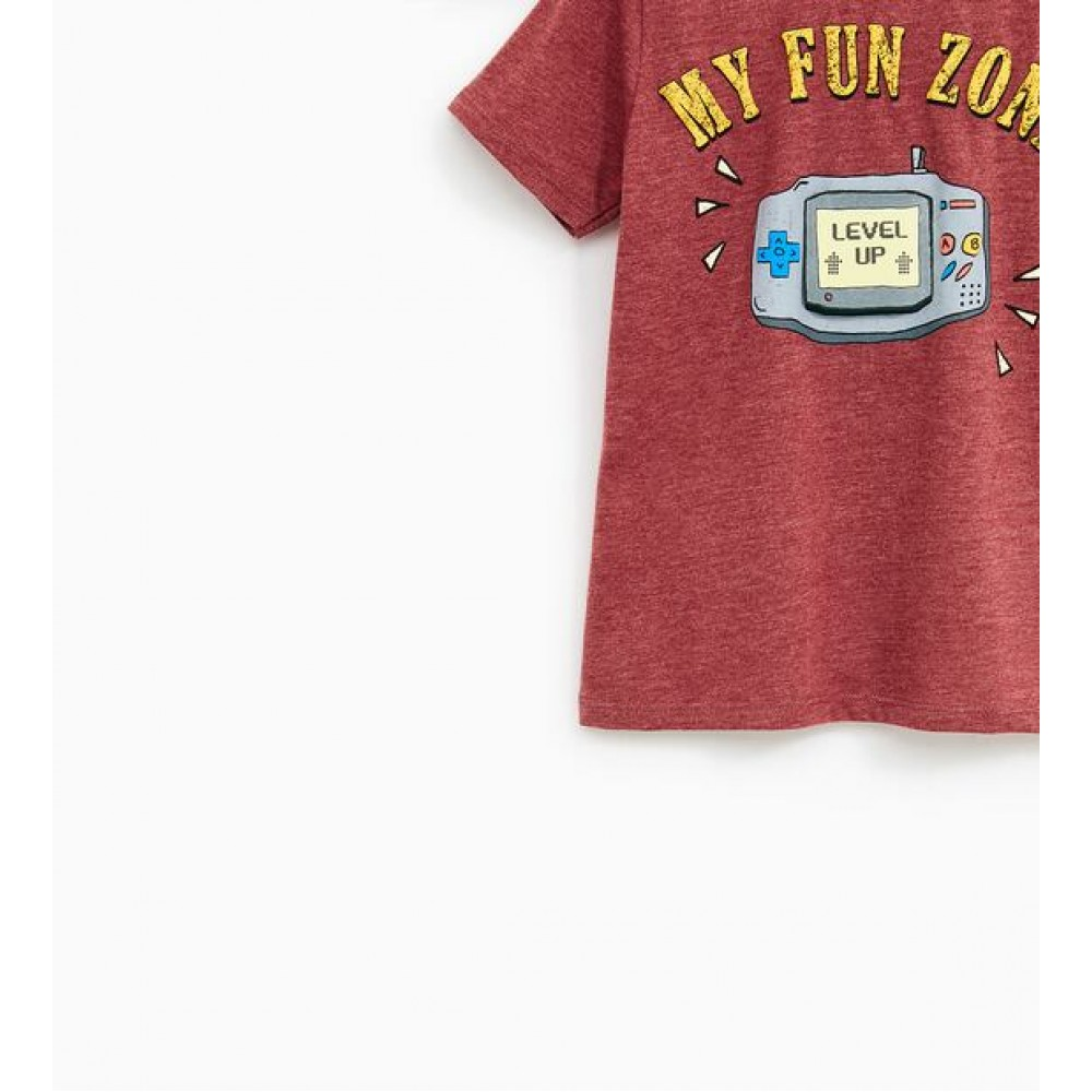 Zara My Fun Zone' T-Shirt