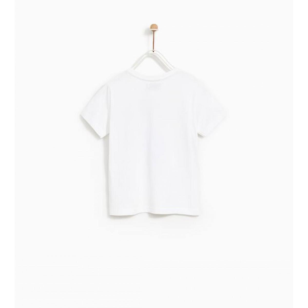 Zara Player 4 T-Shirt