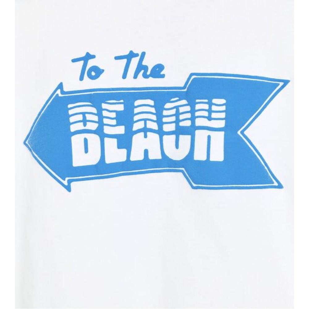 Zara To The Beach' T-Shirt
