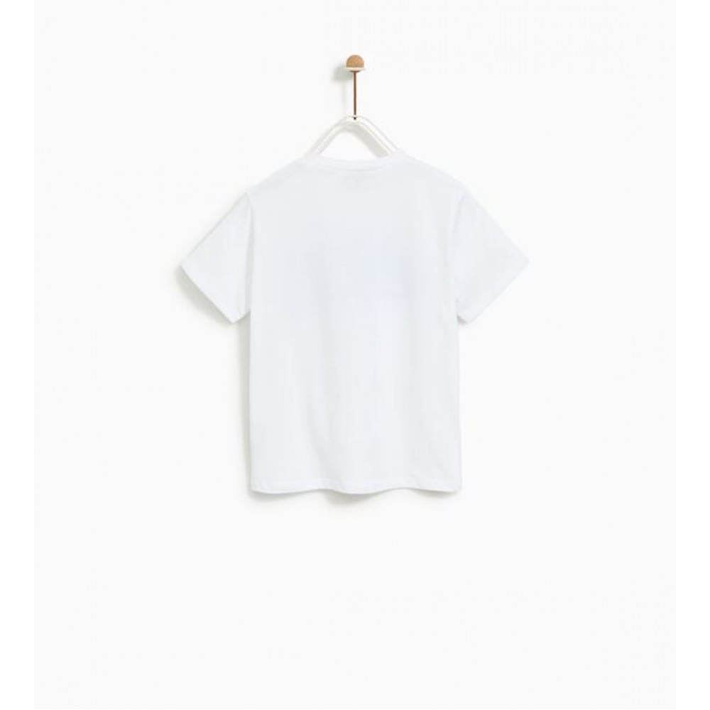 Zara To The Beach' T-Shirt
