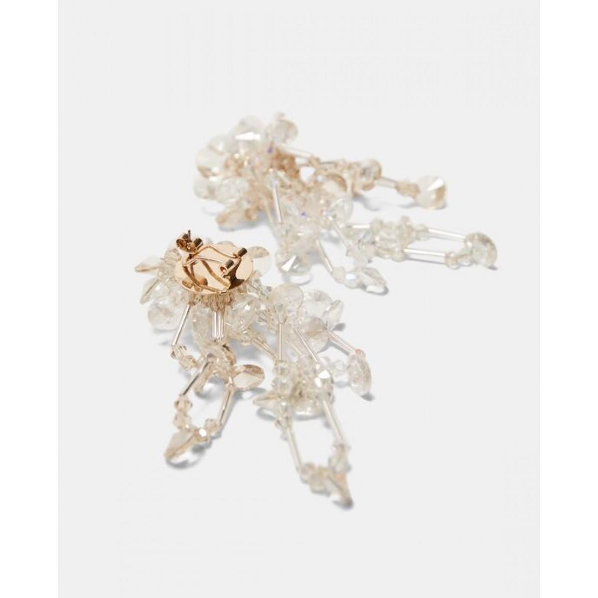 Zara Crystal Teardrop Earrings