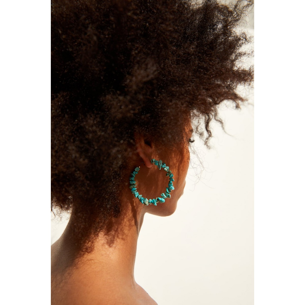 Zara Hoop Earrings