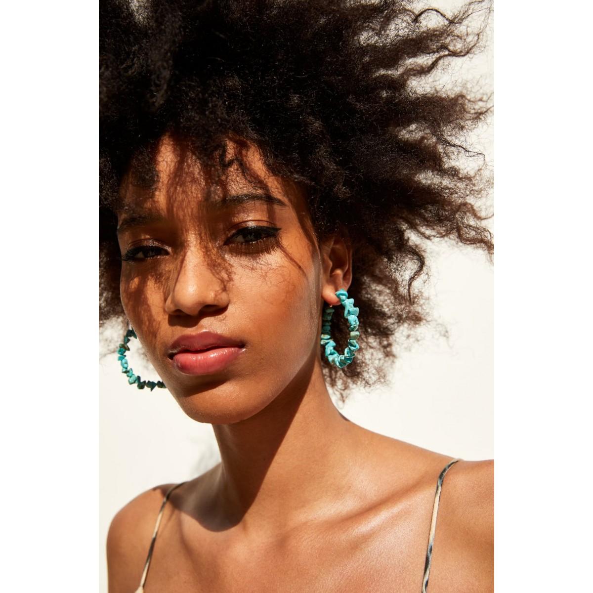Zara Hoop Earrings