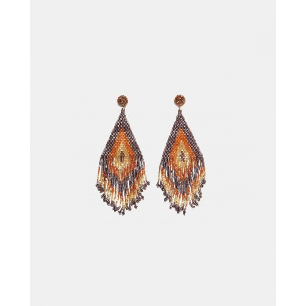 Zara Fringe Earrings