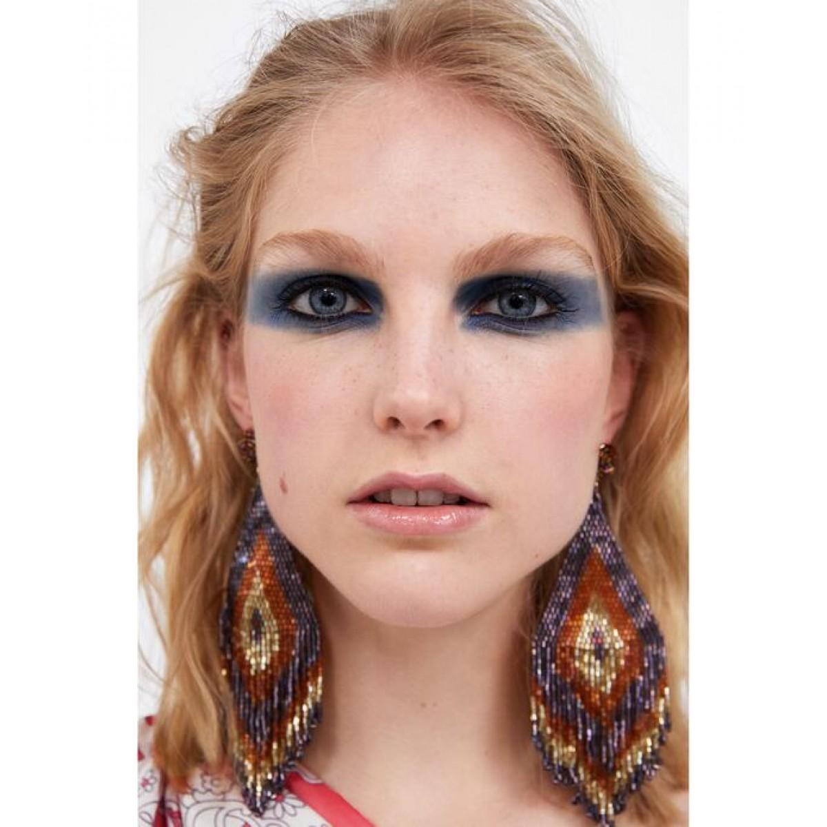 Zara Fringe Earrings
