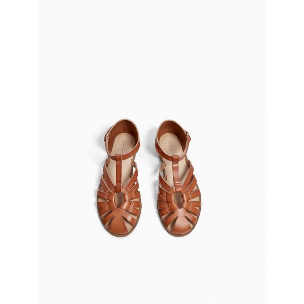 Zara Multi-Strap Sandals