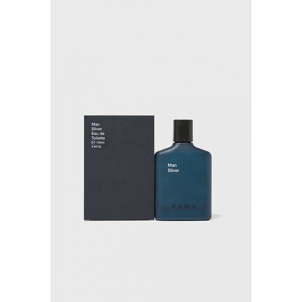 Zara Man Silver 100 Ml