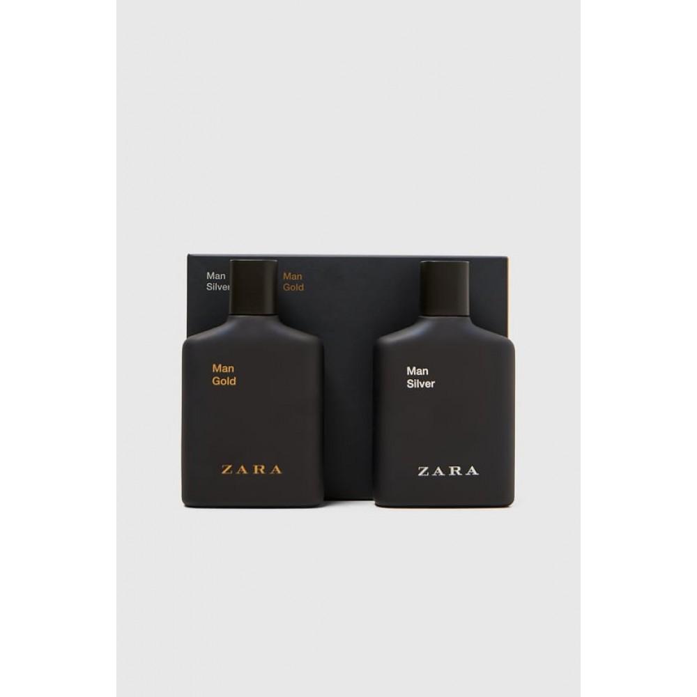 Zara Man Silver + Gold Pack 100 Ml