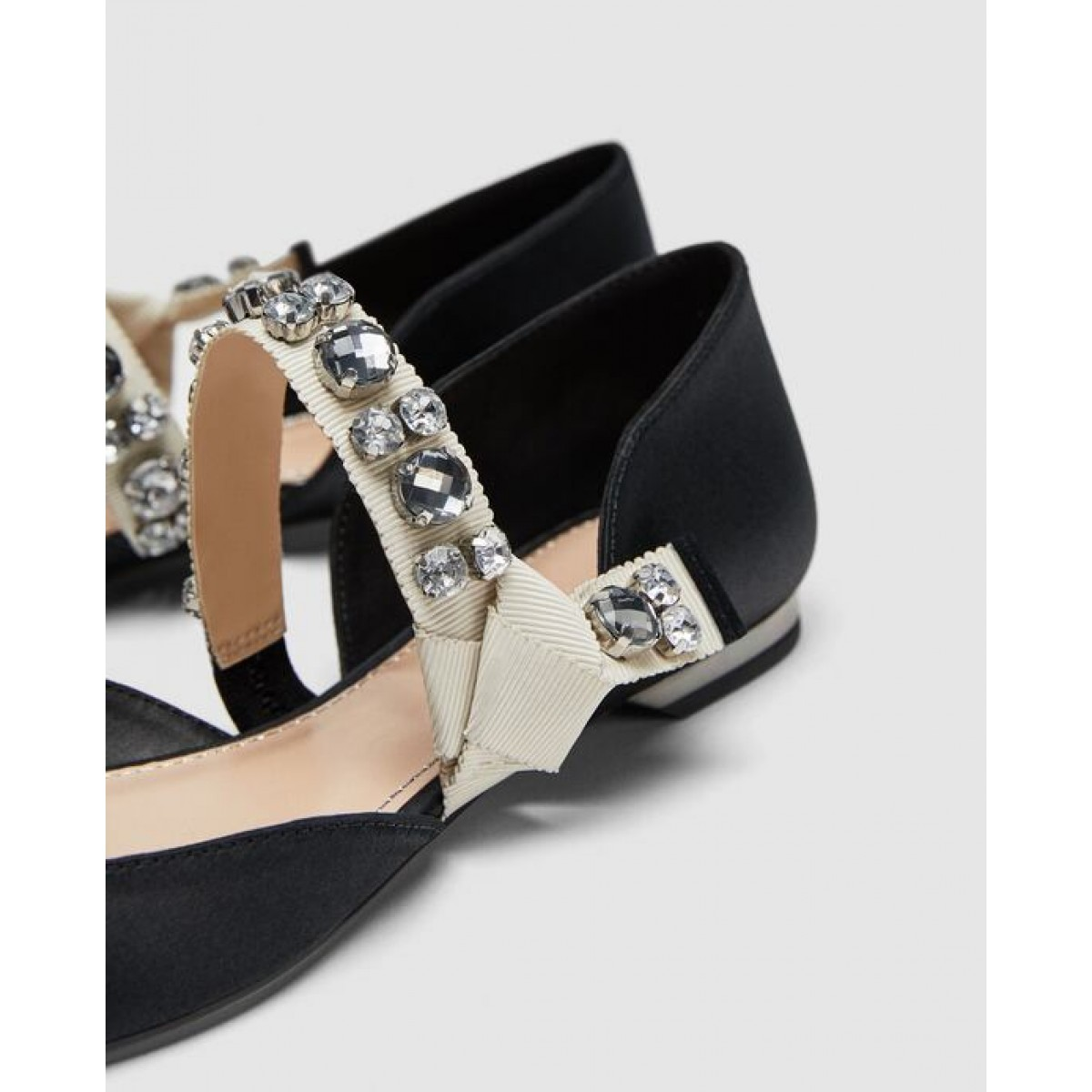 Zara Ballerinas (Beaded)