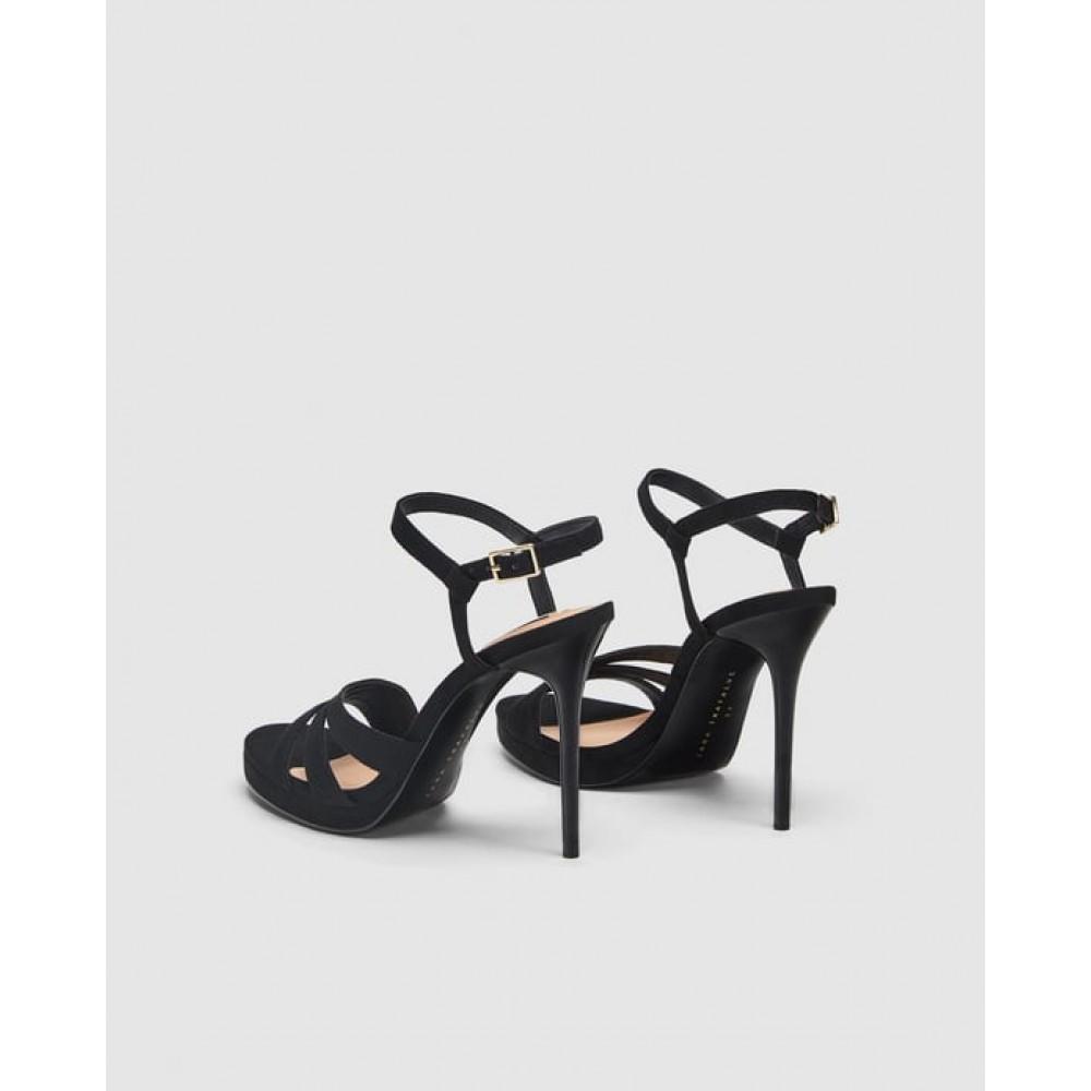 Zara High Heel Strappy Sandals